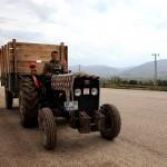 Life in the fast lane, Altkoy, Turkey