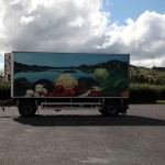 Fruit imitiates life at Klettar, Iceland