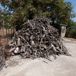 Woodpile #1, Xiropigado, Greece