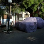 Covered car #1, Delphi, Greece