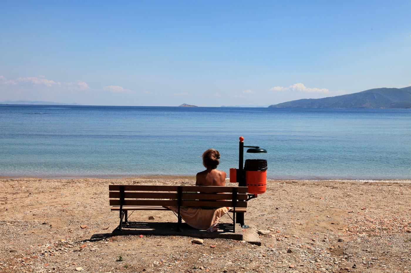 Kechriai, Greece