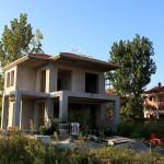Unfinished house, Malakassa, Greece